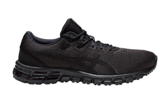 ASICS Men's GEL-Quantum 90 Running Shoe (Black/Black, Size 10.5)