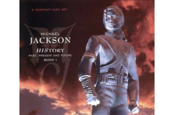 Michael Jackson – HIStory - Past, Present and Future MUSIC CD NEW SEALED
