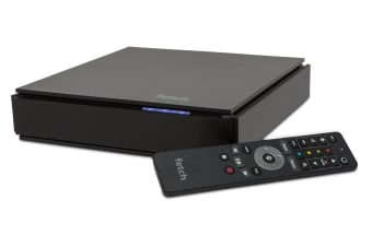 Fetch Mighty - Quad Tuner PVR with 1TB HDD, access to Netflix, Stan, Movie Store and TV Store