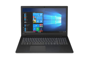"Lenovo V145 15"" AMD A4-9125 8GB RAM 256GB SSD Win10 Home Notebook (81MT005CAU)"