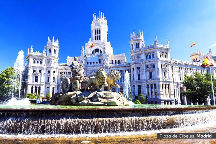EUROPE: 18 Day Spain Tour and Mediterranean Cruise Including Flights for Two (Oceanview Cabin)