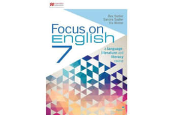Focus on English 7 - Student Book