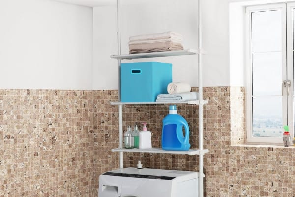 Ovela Telescopic Laundry Shelf