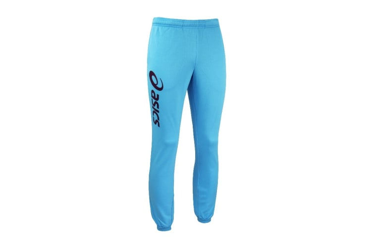 ASICS Women's Pants Sigma (Light Blue, Size XL)