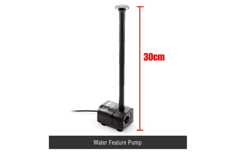Solar Powered Fountain Maker Water Pump for Pond Pool