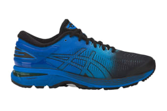 ASICS Men's Gel-Kayano 25 SP Running Shoe (Blue/Black, Size 8)