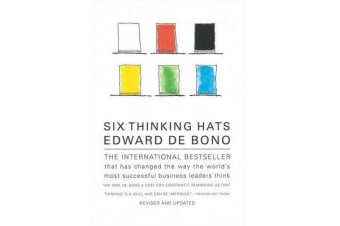 Six Thinking Hats - An Essential Approach to Business Management