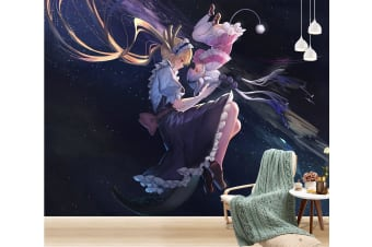 3D Maid Face To Face 33 Anime Wall Murals Self-adhesive Vinyl, XXXL 416cm x 254cm (WxH)(164''x100'')