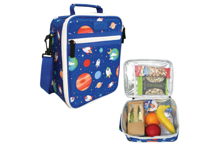 Sachi Thermal Insulated Picnic Lunch Tote Cooler Carry Case Pouch Bag Box Space