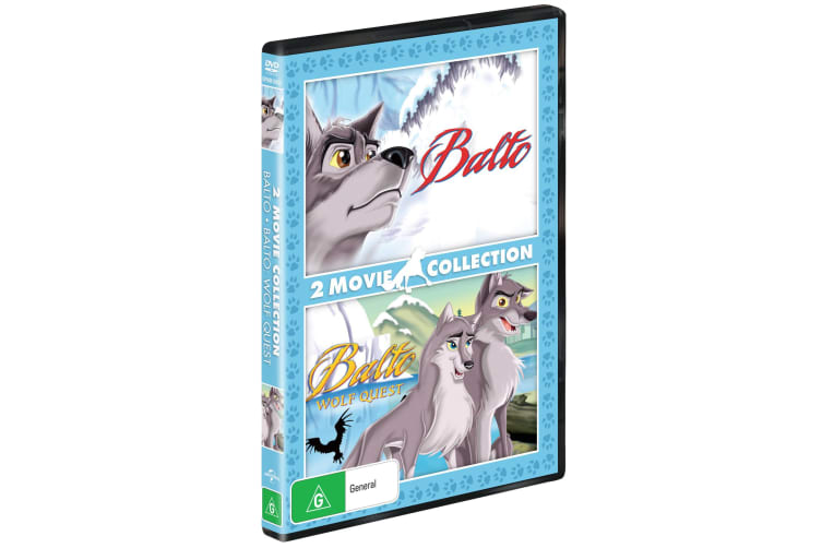 Balto / Balto 2 DVD Region 4