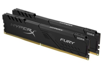 Kingston Technology 16GB 3200MHz DDR4 CL15 DIMM (Kit of 2) 1Rx8 HyperX FURY