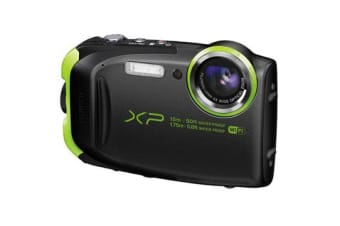 New Fujifilm FinePix XP120 16MP Full HD Digital Camera Lime (FREE DELIVERY + 1 YEAR AU WARRANTY)