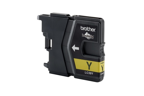 Brother LC39 Yellow Ink for J125/J315W/J415W