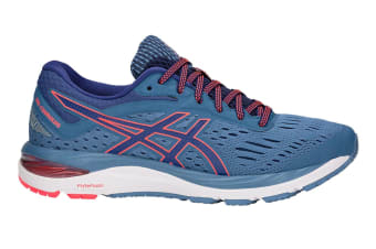 ASICS Women's Gel-Cumulus 20 Running Shoe (Azure/Blue Print)