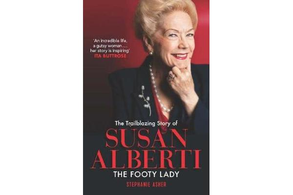 The Trailblazing Story of Susan Alberti - The Footy Lady