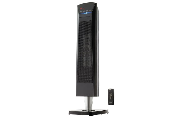 Heller 2000W Ceramic Oscillating Digital Tower Heater with Remote (CTH5137)