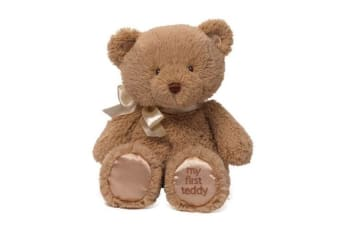 Gund My First Teddy - Tan 25cm