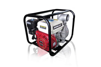 Multipurpose 5.5HP Petrol Water Pump Garden Pump for Ponds