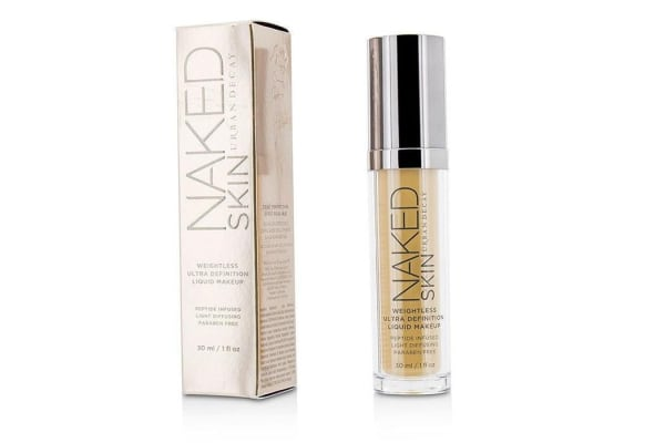 Urban Decay Naked Skin Weightless Ultra Definition Liquid Makeup - #3.0 (30ml/1oz)