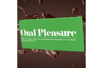Oral Please Chocolate - Confectionery Not For The Faint Of Heart