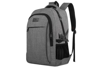 "Travel Laptop Backpack,20""Business Water Resistant College School Computer Bag"