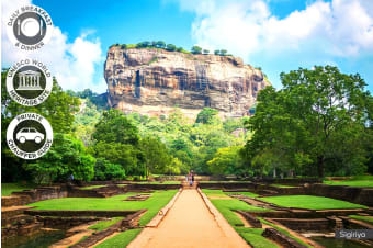 SRI LANKA: 11 Day Sri Lanka Highlights Private Tour for One or Two