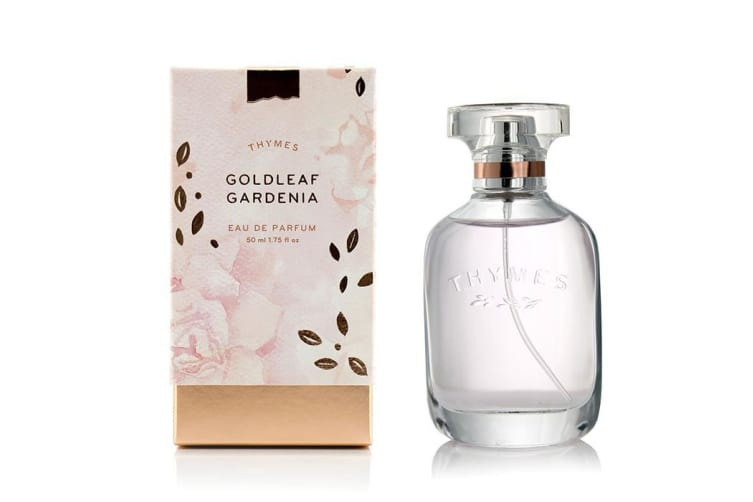Thymes Goldleaf Gardenia Eau De Parfum Spray 50ml