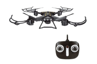 Foldable Flying Drone with Controller (FFD600)