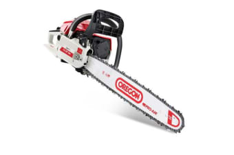 "GIANTZ 62cc Commercial Petrol Chainsaw 20"" Oregon Bar E-Start Chains Saw Tree"
