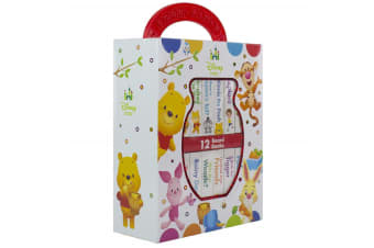Disney Baby Winnie the Pooh My First Library
