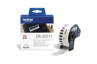 BROTHER Bro DK-Tape DK22211 29mm x 15.24m