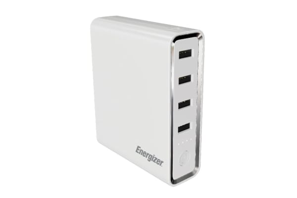 Energizer 20000mAh Power Bank - White (XP20001PD_WH)