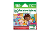 LeapFrog Learning Game Disney Doc McStuffins