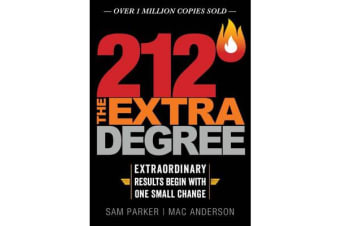 212 the Extra Degree - Extraordinary Results Begin with One Small Change