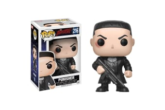 Daredevil Punisher (with chase) Pop! Vinyl