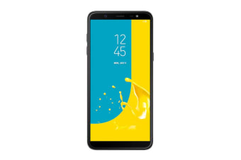 Samsung Galaxy J8 Dual SIM (64GB, Black)