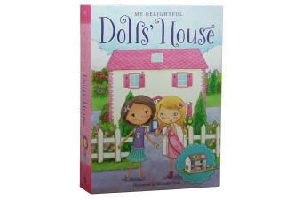 My Delightful Dolls' House - Illustrated By Michelle Todd
