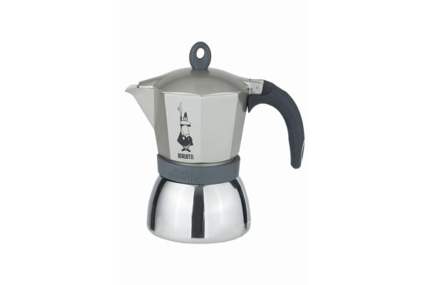 Bialetti Moka 3 Cup Moka Induction Espresso Maker