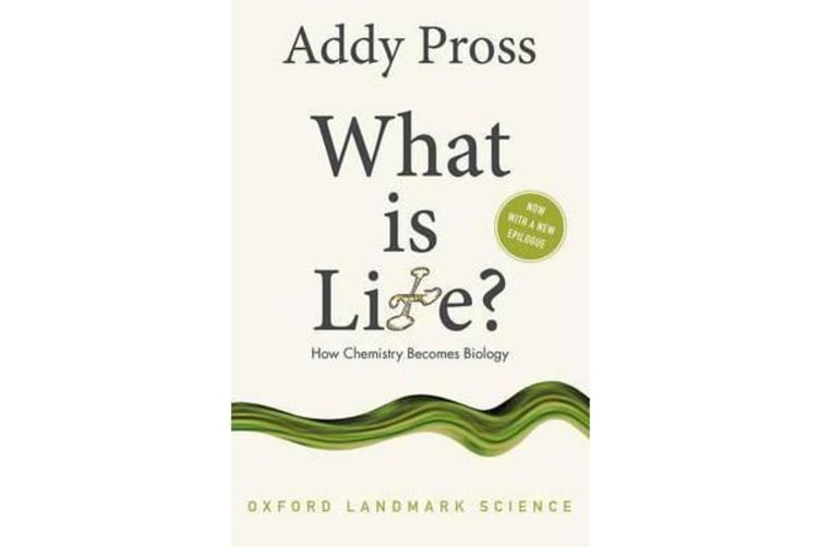 What is Life? - How Chemistry Becomes Biology