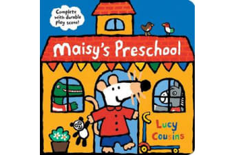 Maisy's Preschool - Complete with Durable Play Scene