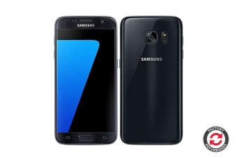 Samsung Galaxy S7 Refurbished (32GB, Black) - AB Grade