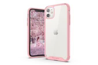 VERTECH Ultra Hybrid Shockproof Slim Hard Cover for iPhone 11 Pro Max-Pink