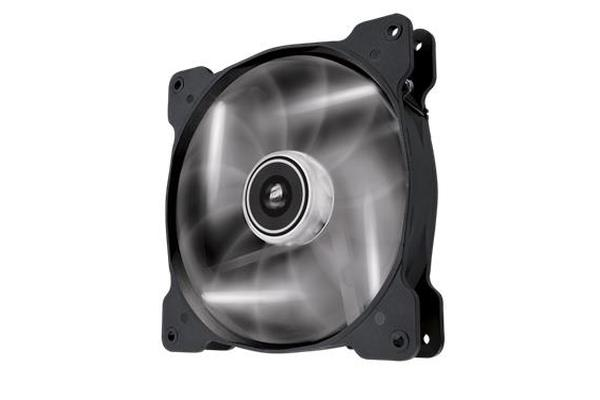 Corsair SP 140mm Fan with White LED High Pressure Twin Pack!