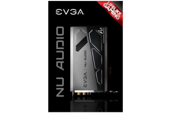 EVGA 712-P1-AN01-KR audio card Internal 5.1 channels PCI-E x1