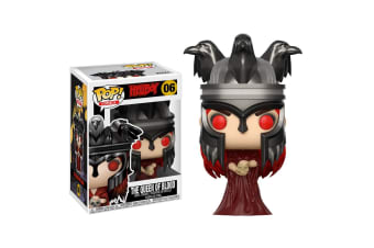 Hellboy the Queen of Blood Pop! Vinyl