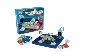 Circuit Maze Game by ThinkFun