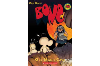 Bone - Old Man's Cave v. 6