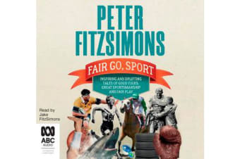 Fair Go, Sport - Inspiring and uplifting tales of the good folks, great sportsmanship and fair play