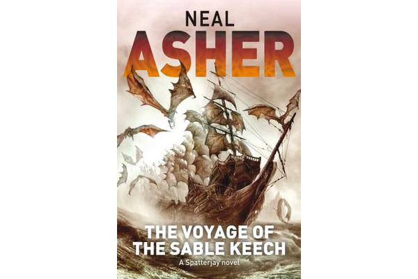 The Voyage of the Sable Keech