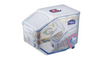 Lock & Lock Rice Case with Cup 12L